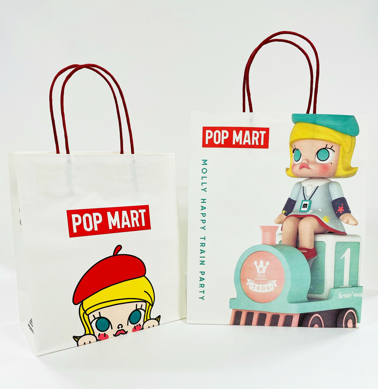 銀座ロフト購入特典ショップ袋